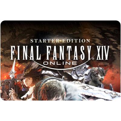 Final Fantasy XIV Online Starter Edition US