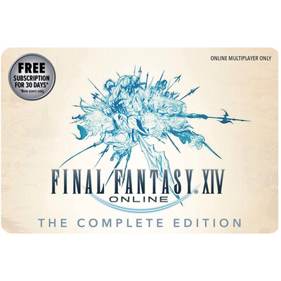 Final Fantasy XIV Online Complete Edition US