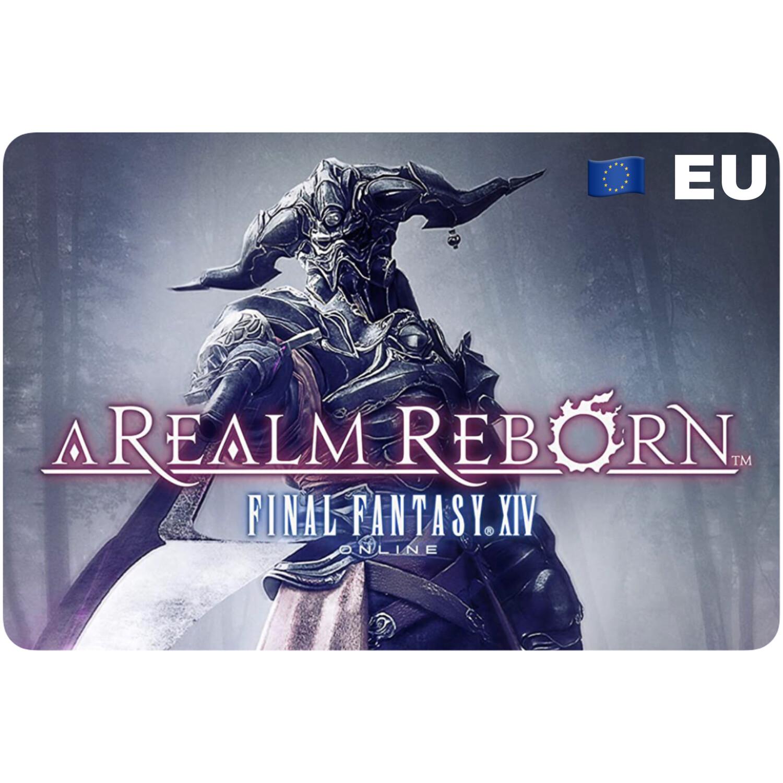 Final Fantasy XIV Online A Realm Reborn Standard Edition EU