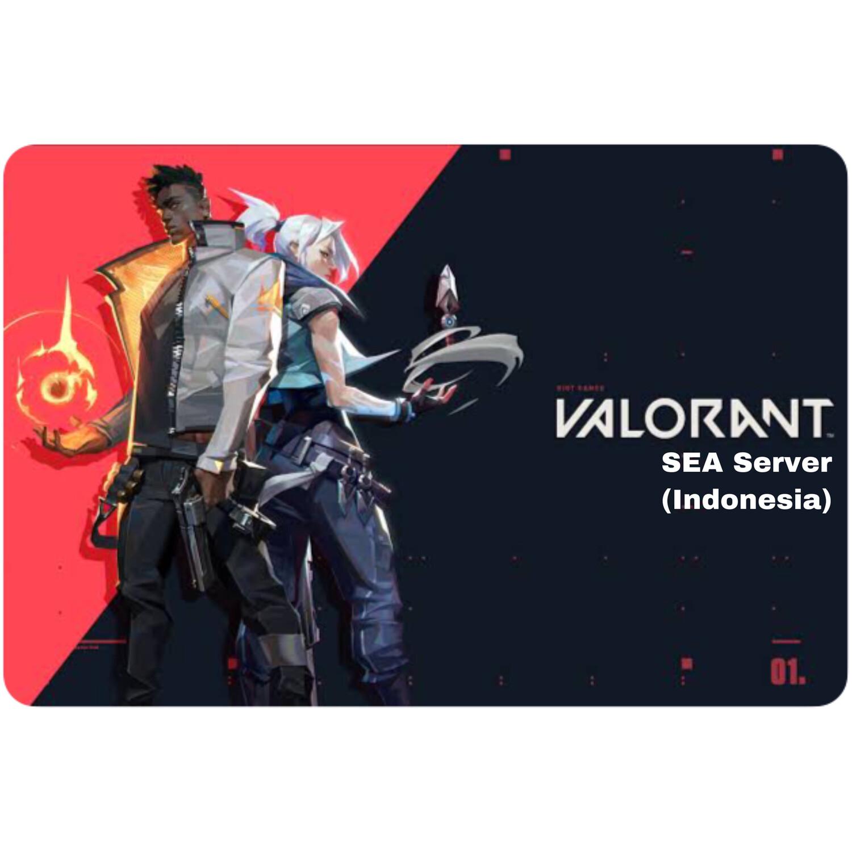 Valorant SEA Server Valorant Points (Indonesia)