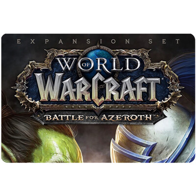 World of Warcraft: Battle for Azeroth Standard US