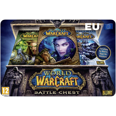 World of Warcraft Battle Chest EU