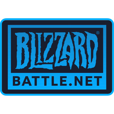 Blizzard Gift Cards