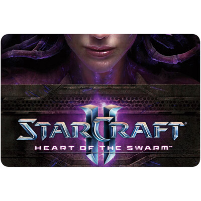 StarCraft II: Heart of the Swarm - PC/Mac