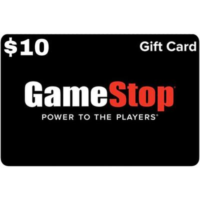 Gamestop Gift Card $10