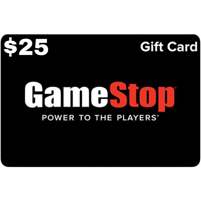 Gamestop Gift Card $25