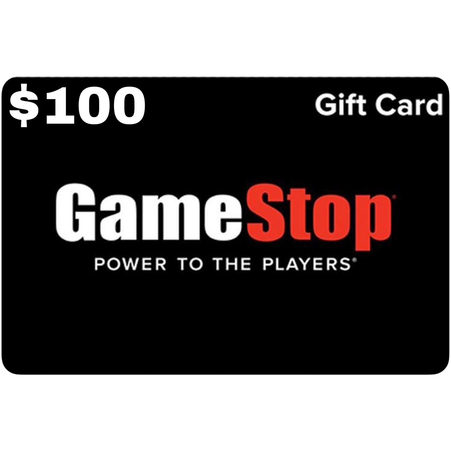 Gamestop Gift Card $100