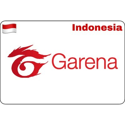 Garena Shell Code Indonesia