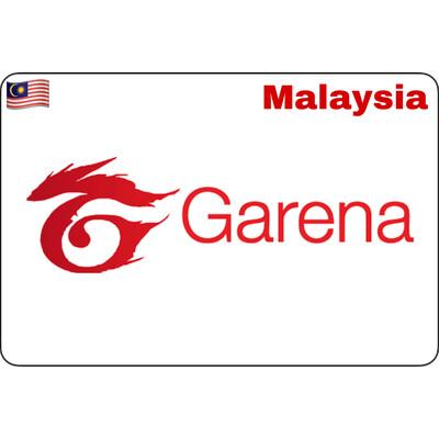 Garena Shell Code Malaysia