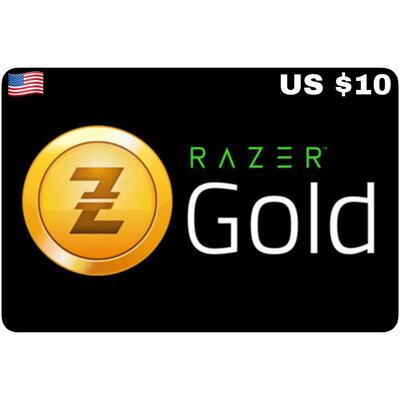 Razer Gold Pin US $10