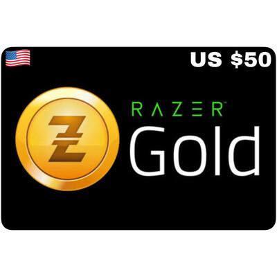 Razer Gold Pin US $50