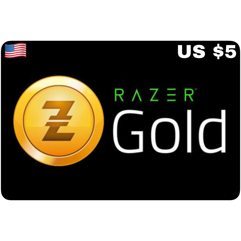Razer Gold Pin US $5