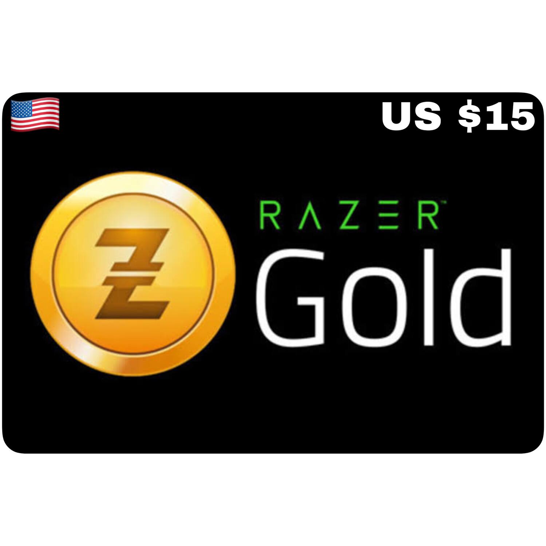 Razer Gold Pin US $15