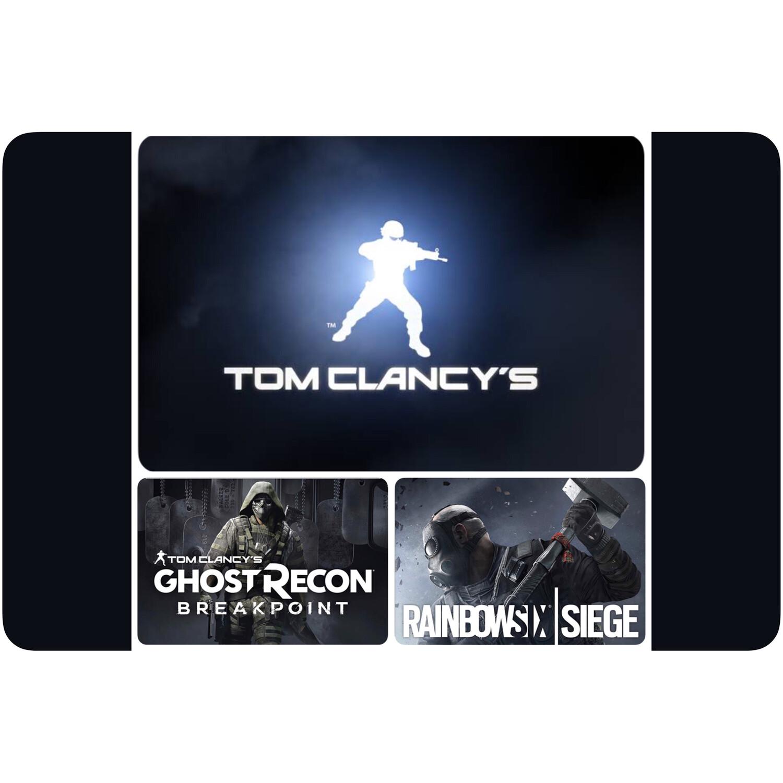Tom Clancy Ghost Recon Rainbow Six