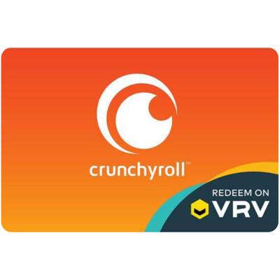 Crunchyroll Gift Card