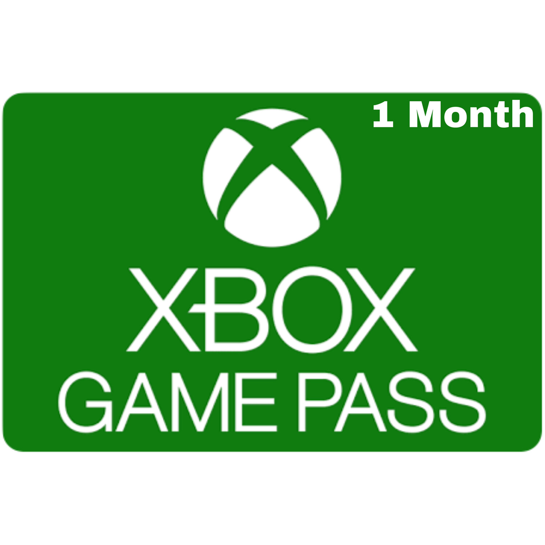 Xbox Game Pass 1 Month Membership