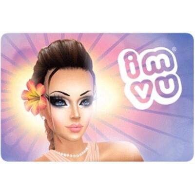 IMVU Gift Card US