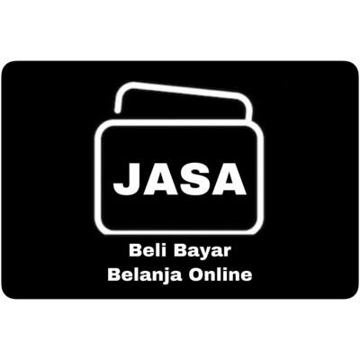 Jasa Beli Bayar Belanja Online