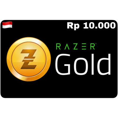 Razer Gold Pin ID Rp 10.000