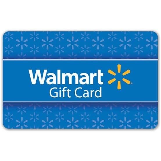 Walmart Gift Card US $10