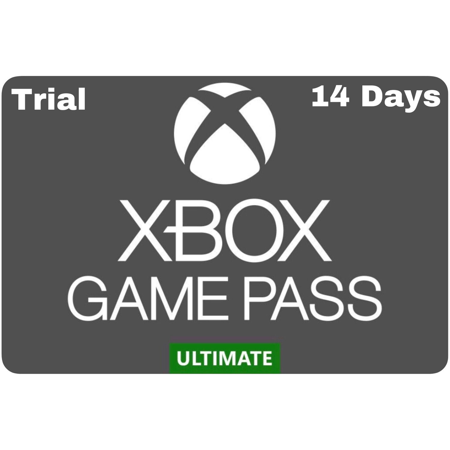 Xbox Game Pass 14 Days Ultimate Trial Global
