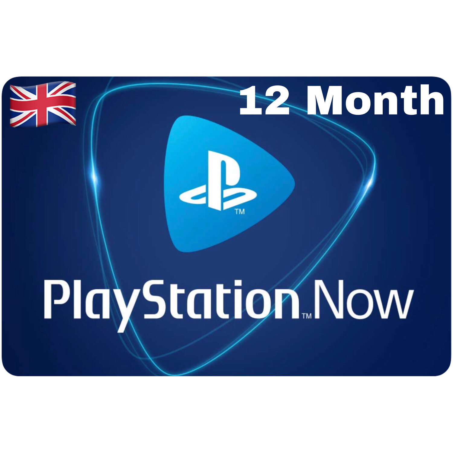 Playstation Now UK 12 Month Subscription