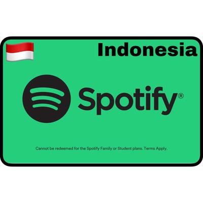 Jasa Spotify Premium Individual Indonesia 1 Bulan
