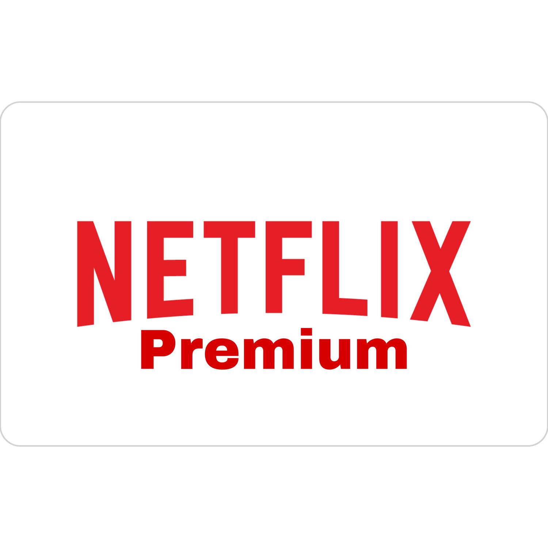 Netflix Premium 3 Bulan 4 Profil Shared Account