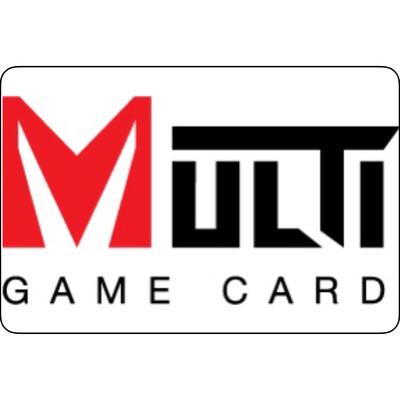 Multi Game Card