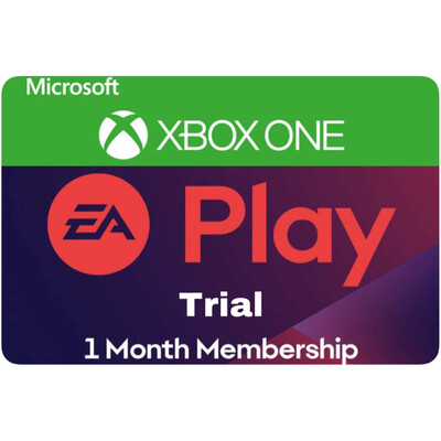 EA Play 1 Month Trial Membership Global for Xbox (EA Access)