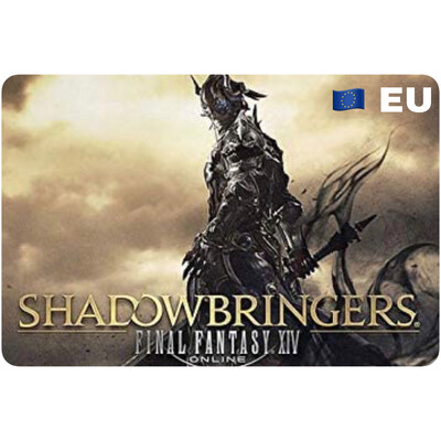 Final Fantasy XIV Shadowbringers Complete Edition EU