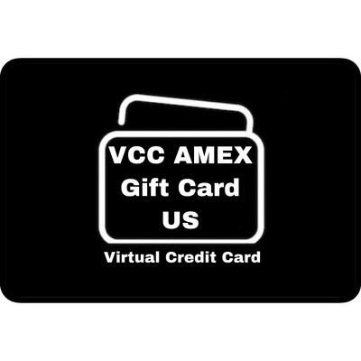VCC AMEX Gift Card US USD (Pre Order)