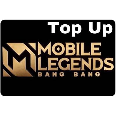 Mobile Legends Diamonds Top Up
