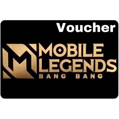 Mobile Legends Diamonds Voucher