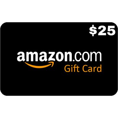 Amazon Gift Card US $25