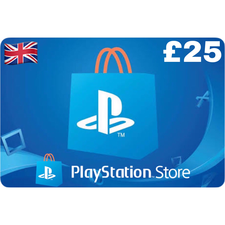Playstation (PSN Card) UK £25