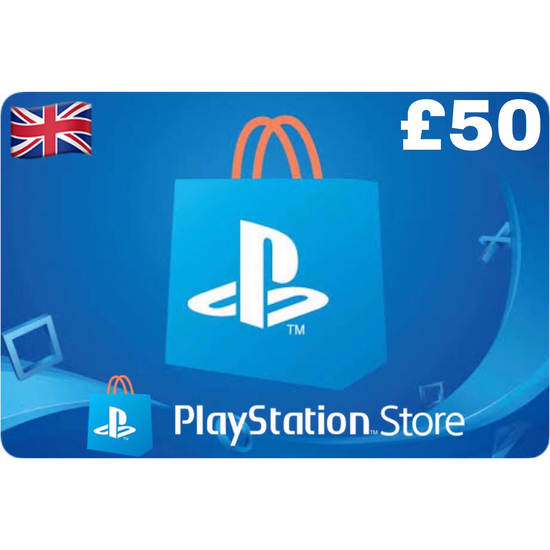 Playstation (PSN Card) UK £50