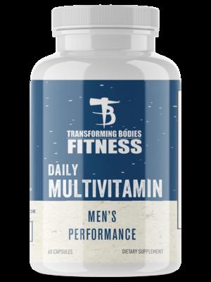 Men's Performance Daily Multivitamin