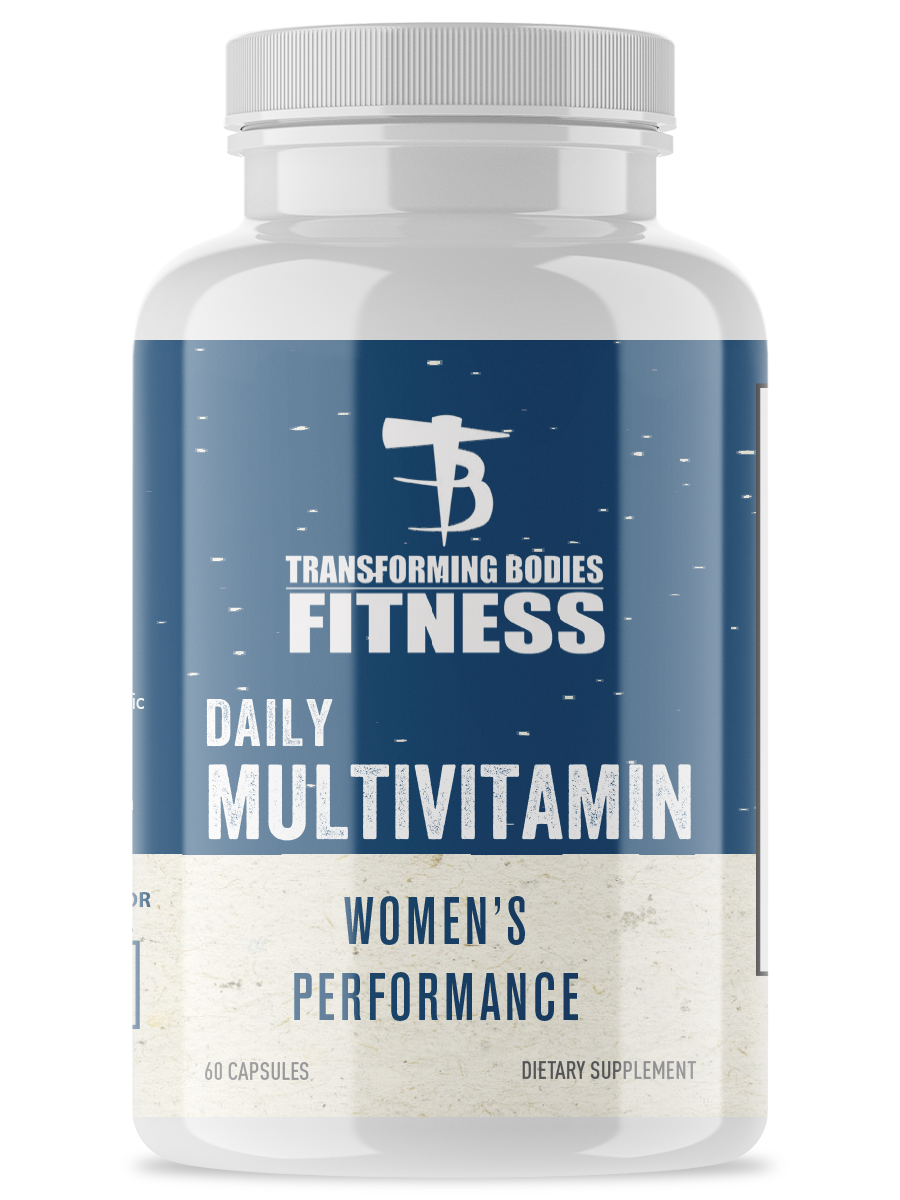 Women's Performance Daily Multivitamin