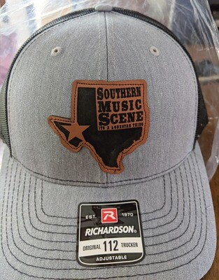 SMS Leather Patch Hat