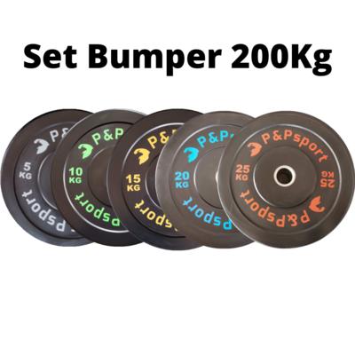 Set Bumper 200Kg