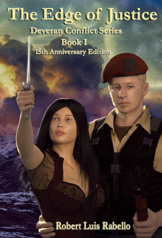 The Edge of Justice (E book version)