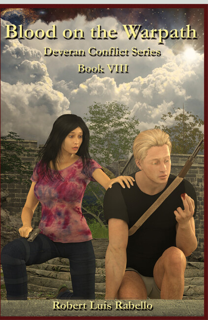 Blood on the Warpath (E book)