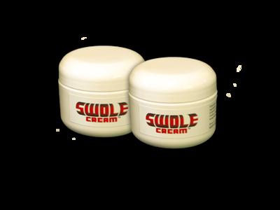 2 Jar Swole Enlargement Cream - Man increase size enhancement fast growth.