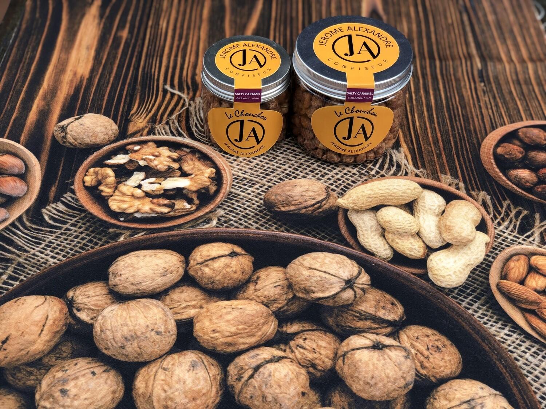 Le Chouchou Salty Caramel - Chouchou Vị Muối Biển