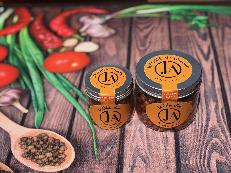 Le Chouchou Shrimp and Chili Pepper - Chouchou Vị Muối Ớt Tôm