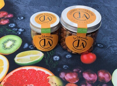 Le Chouchou Honey Lime - Chouchou Vị Chua Mật Ong Chanh