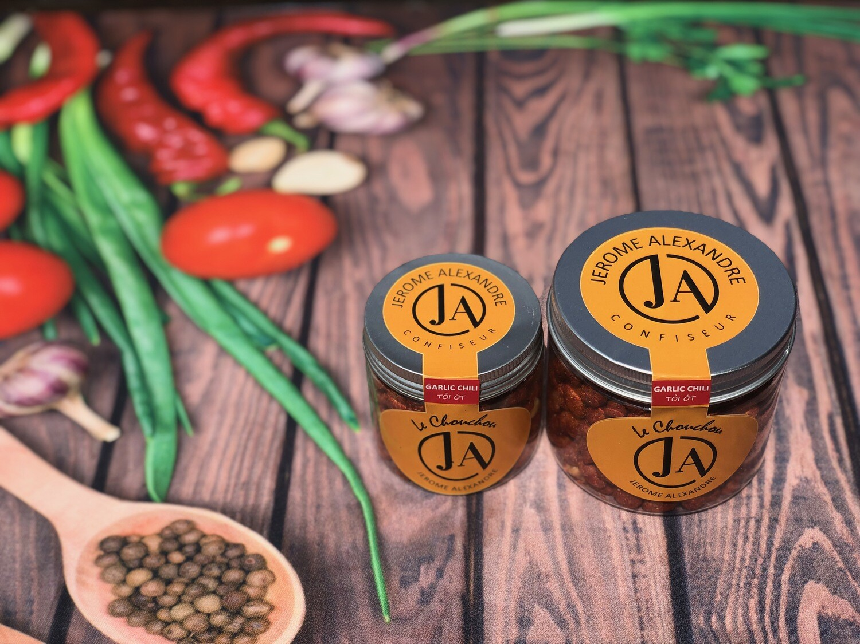 Le Chouchou Garlic and Chili Pepper - Chouchou Vị Cay Tỏi Ớt
