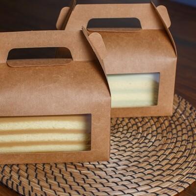 Double Box Package: Pandan & Gula Melaka Layer Cake  双味配套(2盒)