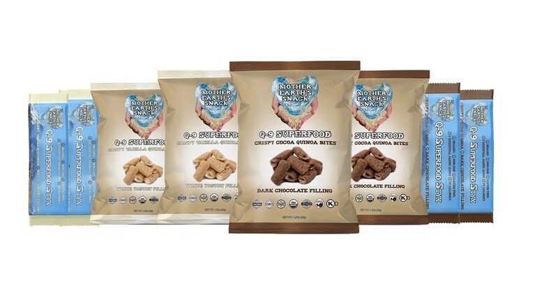 Q-9 SuperFood Sweet Delights Variety pack